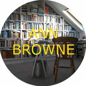 Ann Browne round