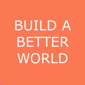 BUILD A BETTER WORLD icon