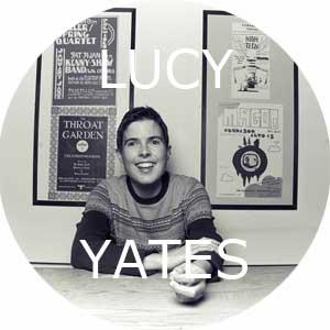 Lucy Yates round