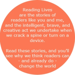 Reading Lives icon round