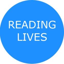 Reading Lives logo circle