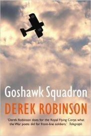 Goshawk Squadron - Derek Robinson