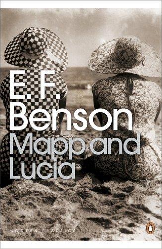 Mapp and Lucia - E.F. Benson