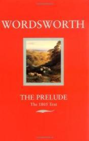 The Prelude - William Wordsworth