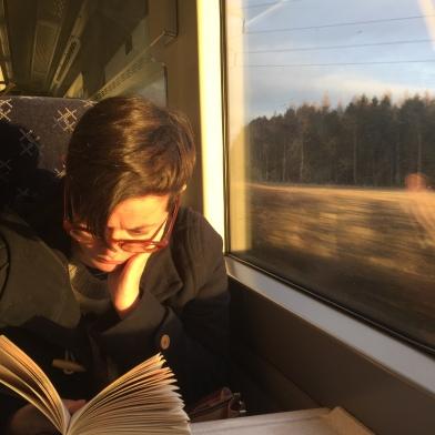 me-reading